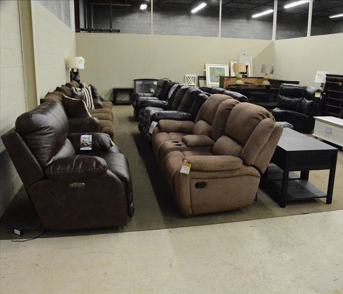 Nampa Furniture Outlet Suffers Water Damage After