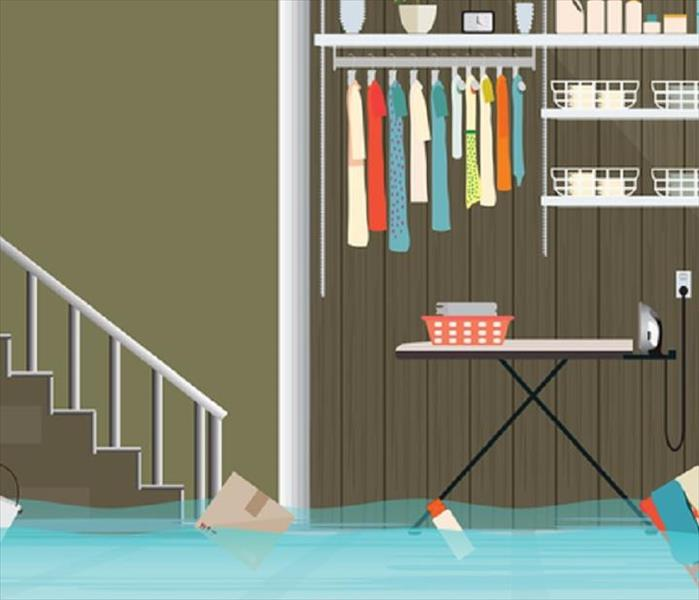 Water Damage How to Dry Your Water Damaged Nampa Basement