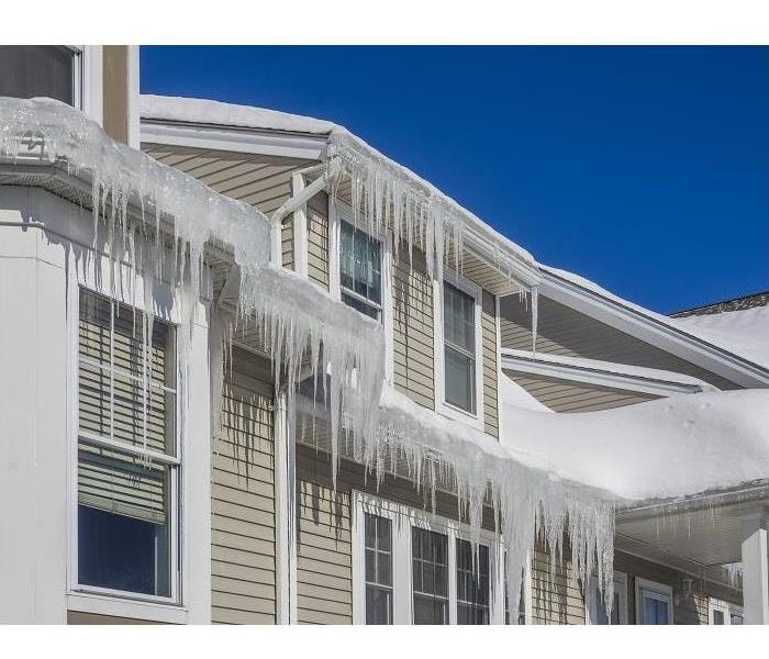 Water Damage How Ice Dams Cause Water Damage in Nampa